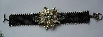 challenge bracelet fleur Soso 67