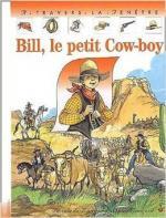 Bill le petit cow boy couv