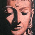 Buddha aux perles