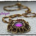 103 sunset magic necklace