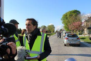 Mont-Saint-Michel parking gratuit Gilles Gohier SODETOUR VEOLIA 2013