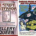 A study in terror, d'ellery queen