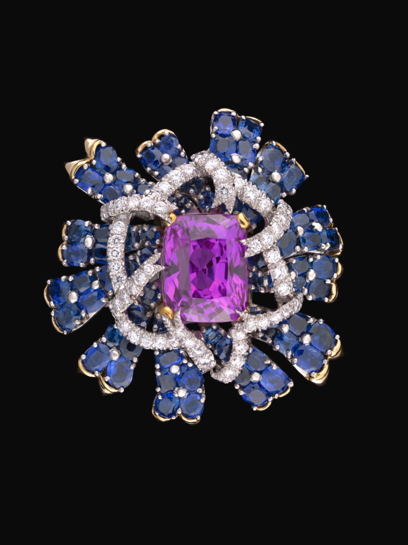 40253e91d Sapphires, diamonds, 18-karat gold, and platinum, Virginia Museum of Fine  Arts, Richmond, Collection of Mrs. Paul Mellon © Virginia Museum ...