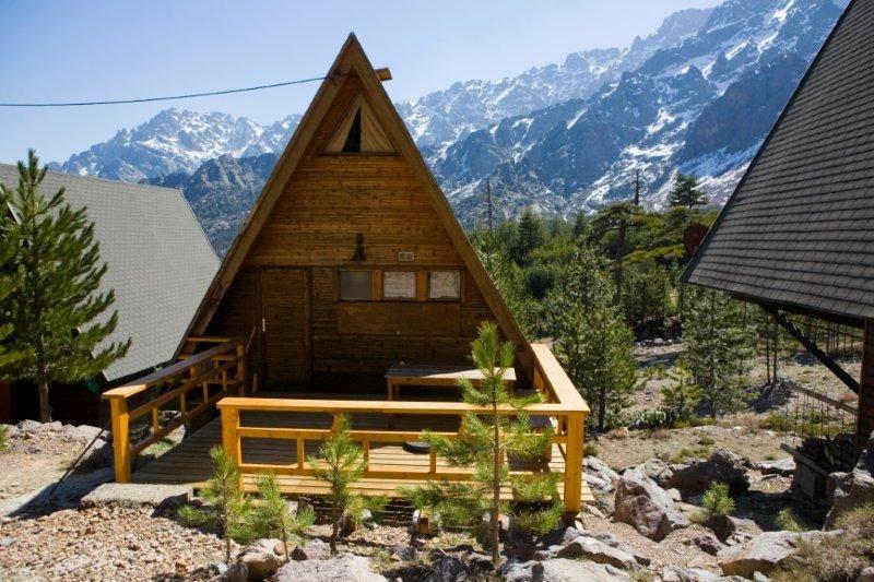 l'ancienne station de ski d'Asco