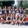 Le BOURGES AC au Grand Complet. St Agil 1997.