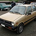 Subaru 700 (rex) super deluxe 1981-1984