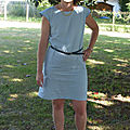 Ma première robe malo estivale
