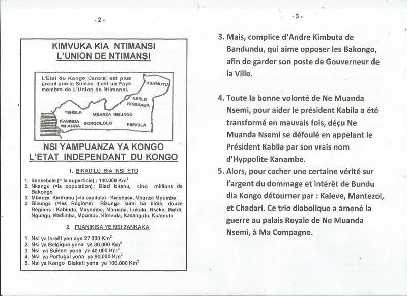 MANTEZOLO MET AN DANGER LES RUANDAIS EN RDC b