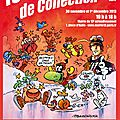 13e salon de la bande dessinée de collection - 30/11 - 01/12/2013 - mairie du 13e arrdt