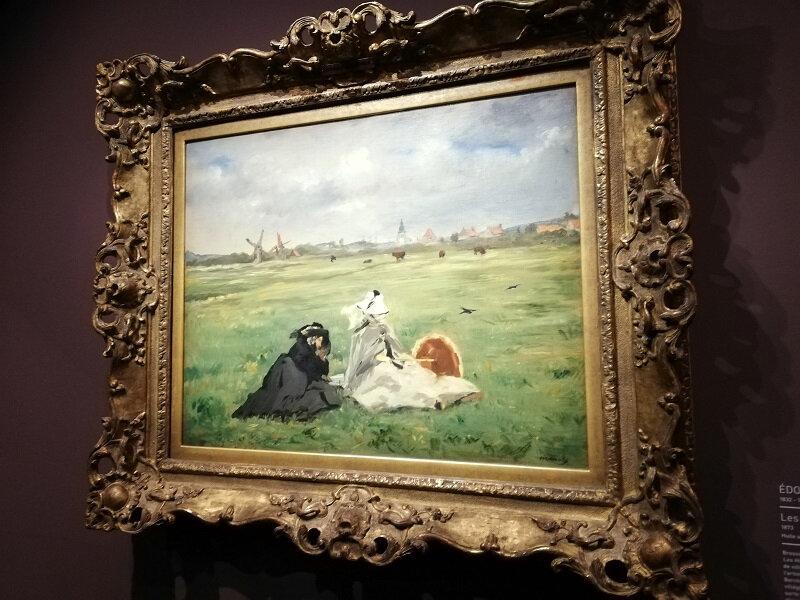IMG_20190321 Edouard Manet - Les Hirondelles 1876