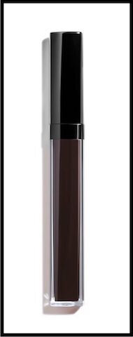 chanel rouge coco gloss laque noire