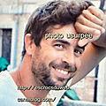 Agustin Galiana - acteur et chanteur espagnol , usurpé
