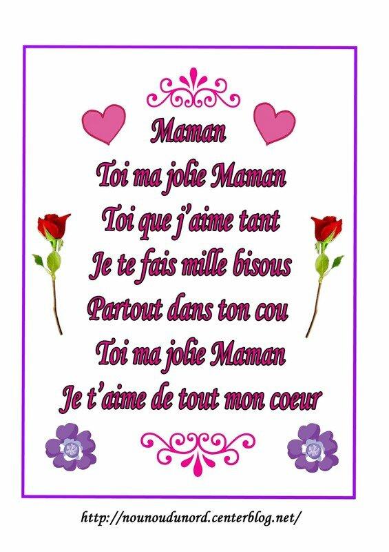 Bonne Fête à Toutes Les Mamans Les Petites Croix De Christine