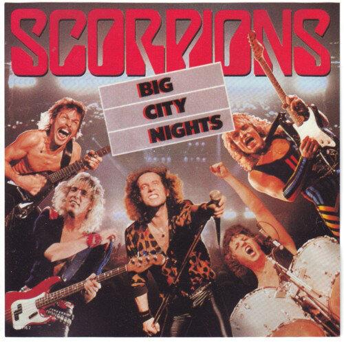 Défi 30 jours de musique: A fond! Scorpions Big city night