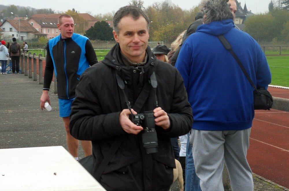 Notre photographe !