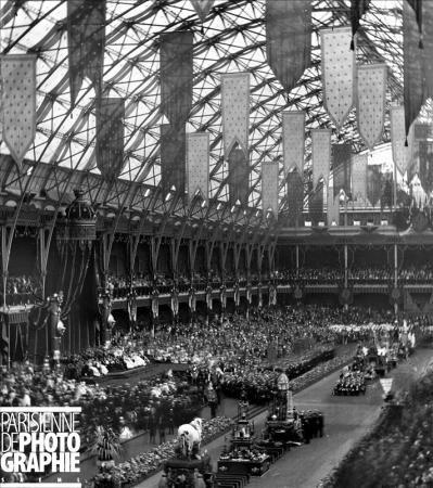 Exposition universelle 1867 Palais de l'Industrie