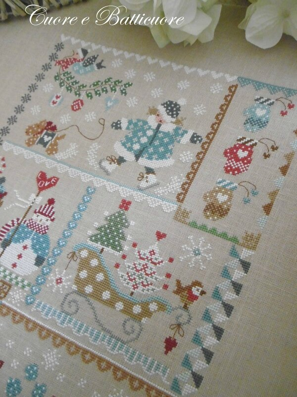 winter in quilt 2