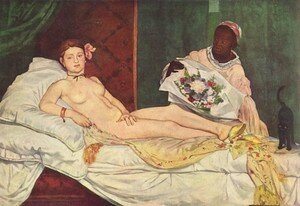 Manet__Olympia
