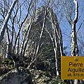 Pierre aiguille 900 m du touvet - chartreuse