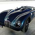 Jaguar xk120-c (ou type c) 1951-1953