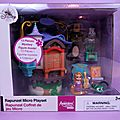 Disney animators' collection littles : rapunzel micro playset
