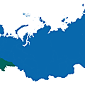 These three areas of Russia have the same population
