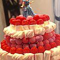 Un gâteau féerique pour les petits et les grands gourmands de bonbons