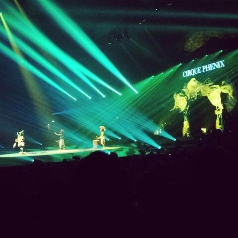 Cirque Phenix ©Kid Friendly