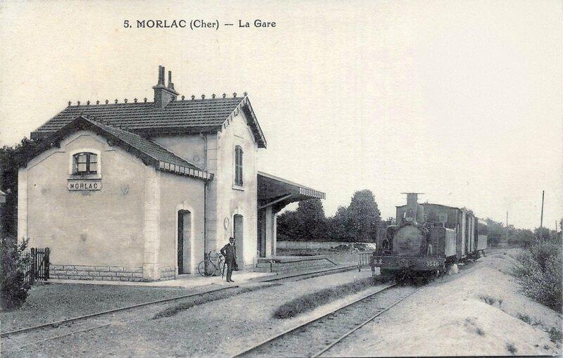 morlac-la-gare-et-le-train-tramway-ligne-de-saint-florent-marcais