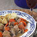 Ma recette de blanquette de veau, l'un des plats familiaux que je préfère