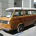 Volkswagen vanagon l t3 westphalia