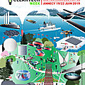 Expédition tour des deux amériques au salon cleantech - annecy 19-22 juin - t2a expedition at international cleantech week