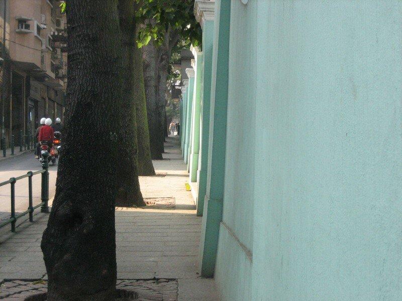 Rua del Cementerio