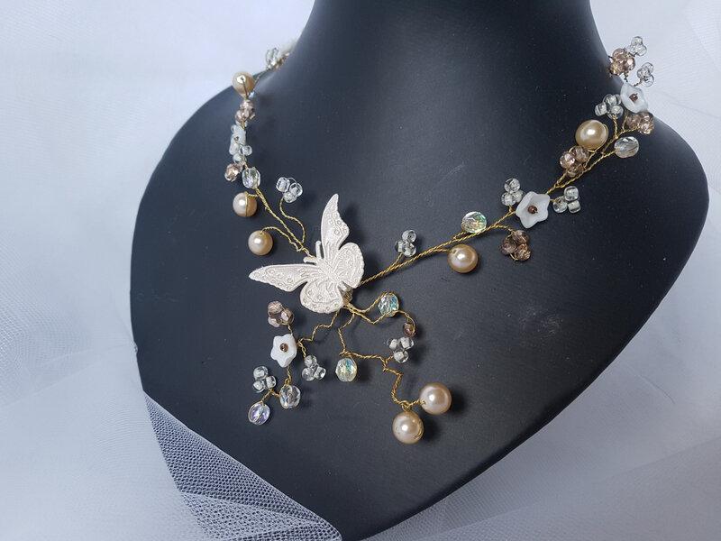 Collier mariage perles et papillon perlaminette (12)