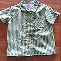 Couture de chemise et tunique bébé garçon