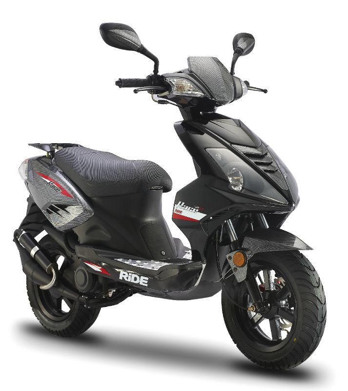 scooter 50cc ride race norauto. Black Bedroom Furniture Sets. Home Design Ideas
