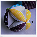 Box cadeau de naissance multicolore