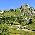 La vallée des chapieux : un paysage enchanteur