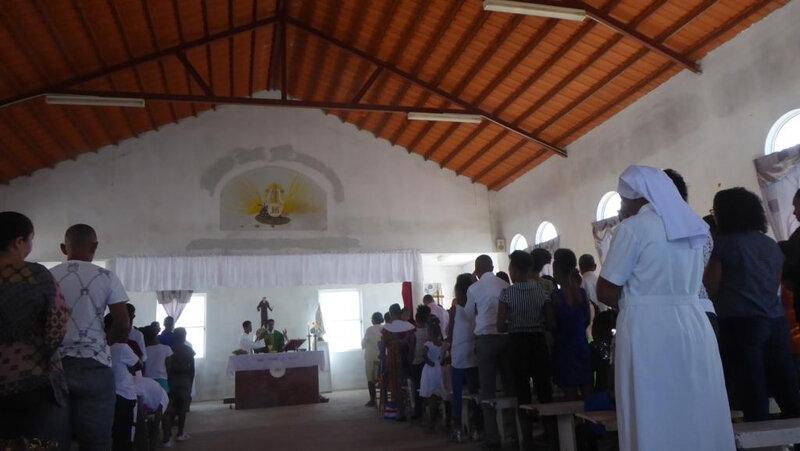 5 1 Messe à Tarrafal