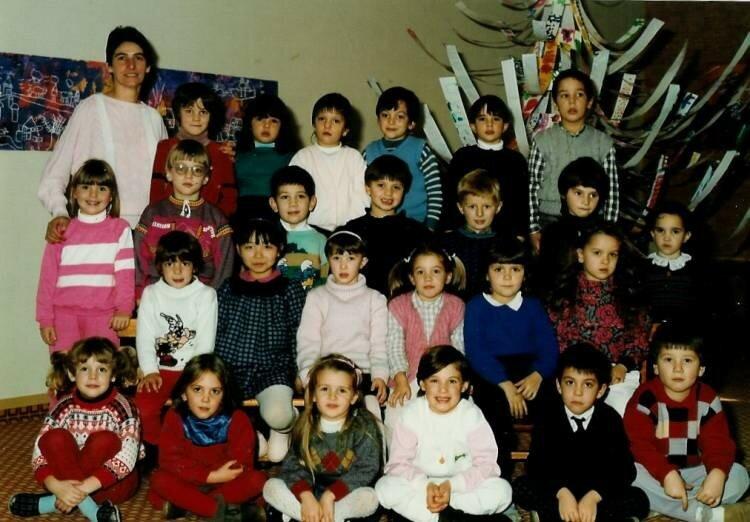 1985 - 1986 (Maternelle)