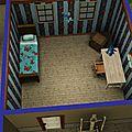 Chambre de Leslie enfant