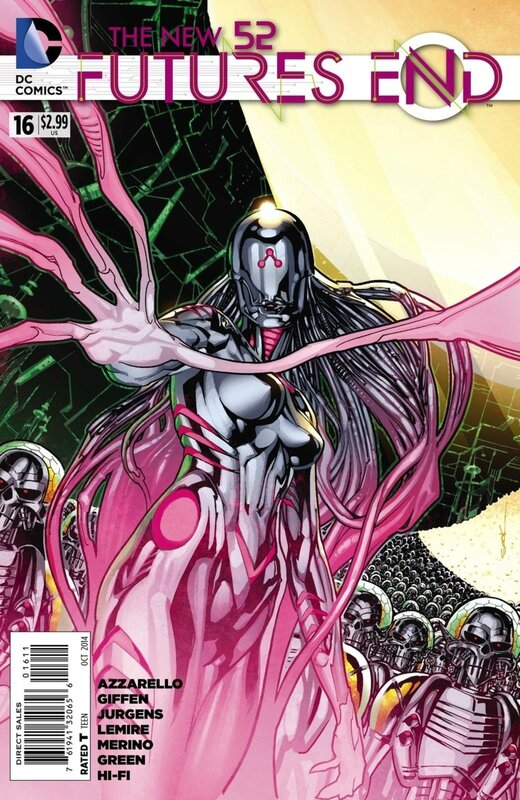 new 52 futures end 16