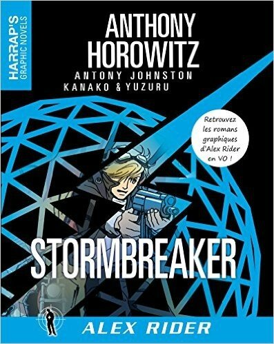 Alex Rider D Anthony Horowitz Album Graphique En Vo