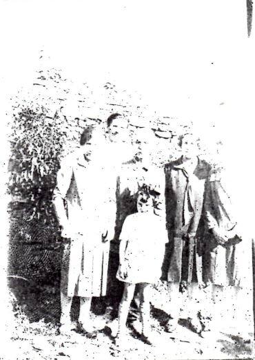 1927 août famille Queffelec-Barré