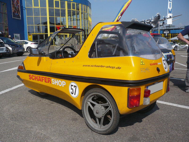 CITYCOM City El Fact 4 microcar électrique Sinsheim (2)