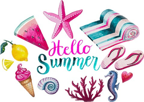 blog hello summer