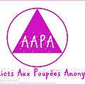Nouvelle association : addicts aux poupées anonymes !!