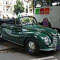 DKW Sonderklasse F91 cabriolet Baden Baden (1)