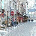 05 fev - Quartier du petit Champlain