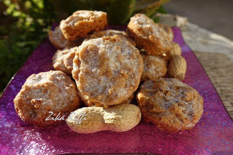 biscuits cacahuètes2